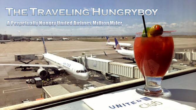 The Traveling Hungryboy